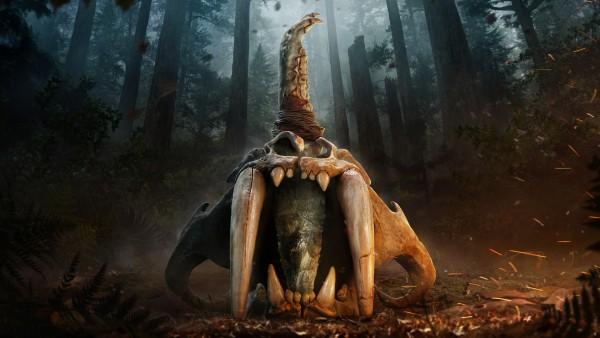 Far Cry Primal 2016 обои игры на стол скачать