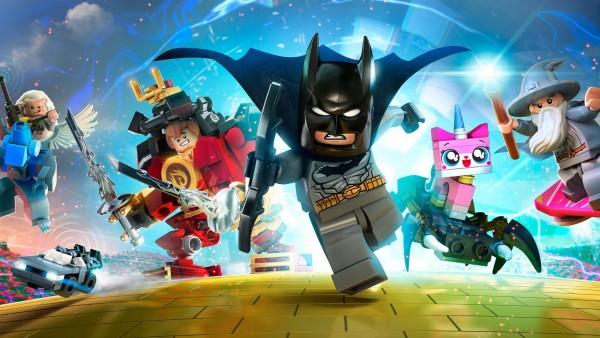 LEGO Dimensions, LEGO-игра, аркада, игра, картинки