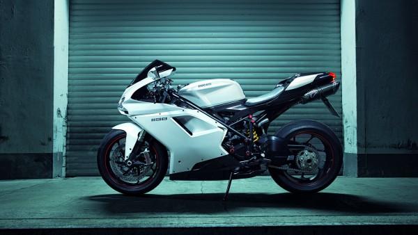 Ducati 1198 RF, супербайк, мотоцикл, картинки