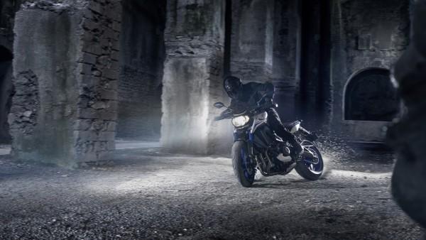 2016 Yamaha MT 09 HD широкоформатные обои