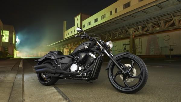 2016 Yamaha XVS1300 Custom мотоцикл обои