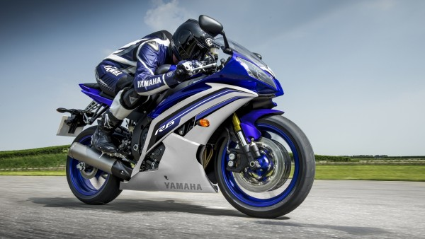 2016 Yamaha YZF R6 HD заставки