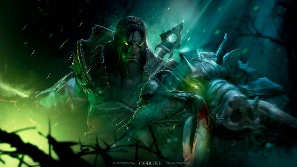 Разаак, свирепый Зверобой, The Godlike, beastslayer