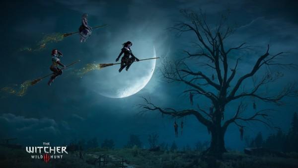Ведьмак 3: Дикая Охота обои hd