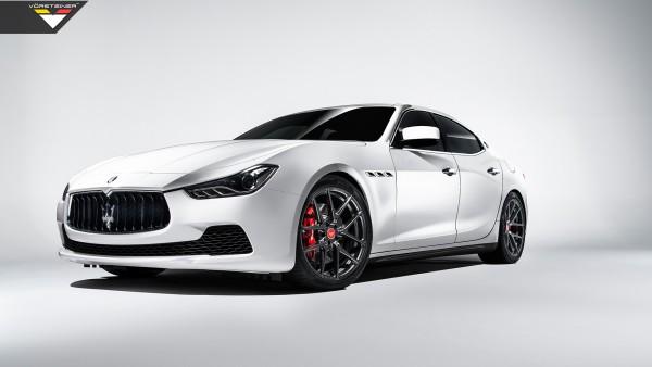 HD Wallpapers Maserati Ghibli Vorsteiner Desktop Download