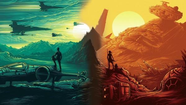 Звездные войны Силы пробуждает Poe Рей BB8 HD