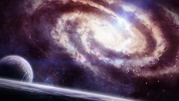 Космическая реакция фоновые изображения