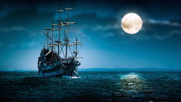 Загадка бригантины Мария Целеста морской караль