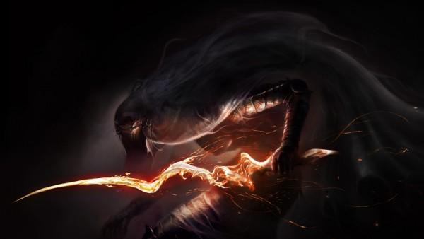 Dark Souls III Монстры фоновые заставки