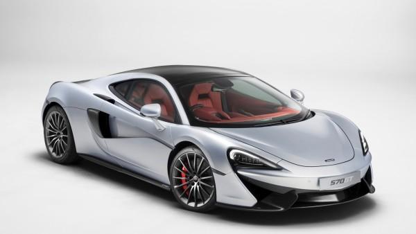 McLaren 570GT суперкар HD обои скачать