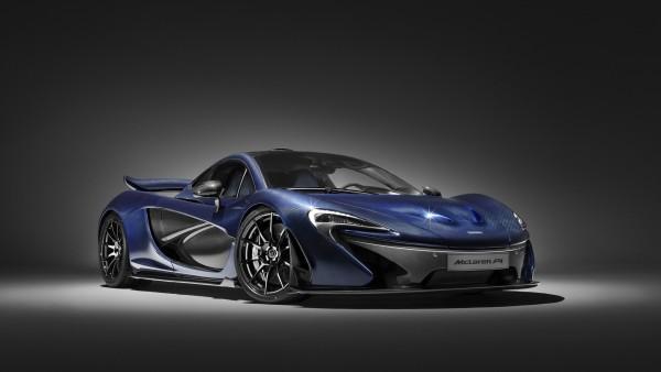 McLaren P1 MSO HD обои бесплатно скачать