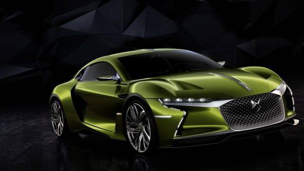 DS E Tense GT Geneva Auto Show HD обои скачать