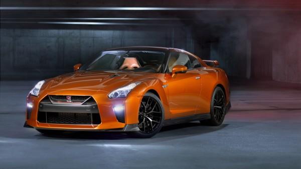 Nissan GT-R обои автомобиля в hd качестве