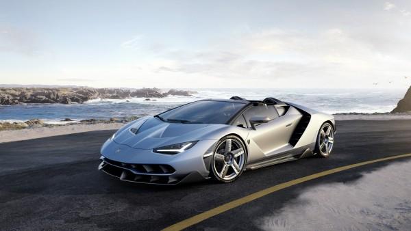 2017 Lamborghini Centenario суперкар родстер обои hd
