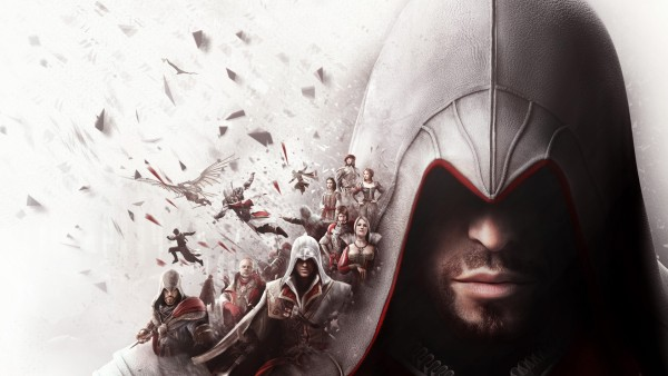 Assassin's Creed The Ezio Collection картинки hd