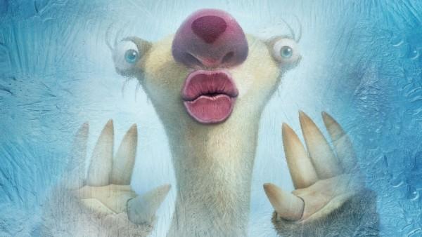 Сид из мультфильма Ледниковый период обои HD