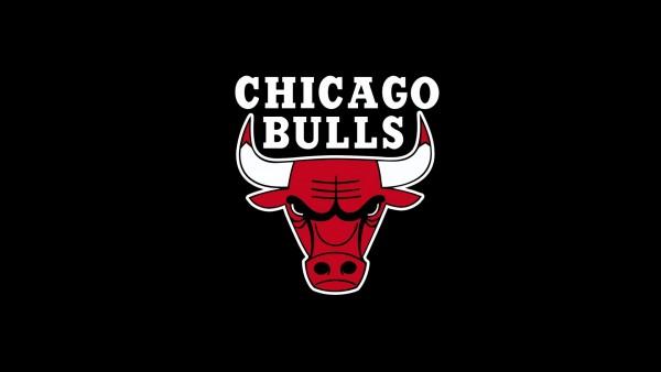 Чикаго Буллз Баскетбольная команда логотип обои