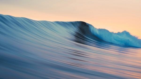 Волна, гребень волны, гребень, вода, небо, море, серфинг, 4k, 3840x2160