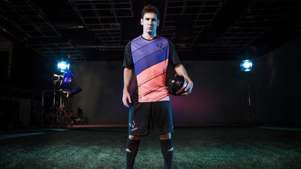 Лионель Месси, футболист, мяч, Lionel Messi, Барселона, 4K, 3840x2160 обои