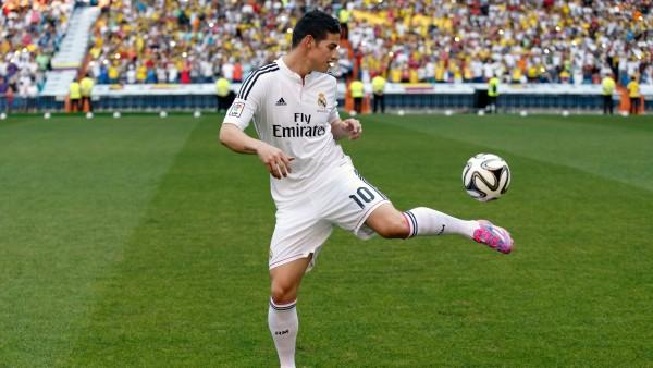 Хамес Родригес, james rodriguez, футболист, полузащитник, Реал Мадрид, спортсмен фото