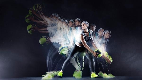 женщины, фитнес-мяч, тренировки, девушка, спорт, обои, тренировка, HD