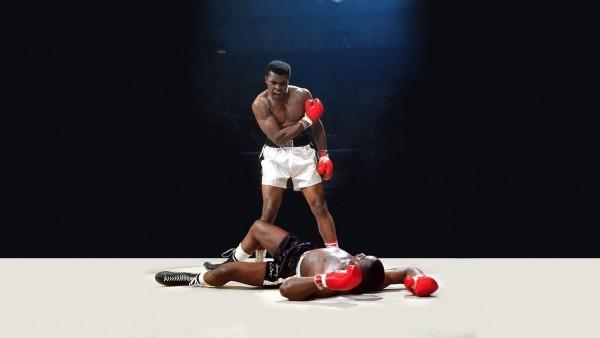 Мохаммед Али, боксер, Muhammad Ali, boxer, нокаут, HD обои, фото