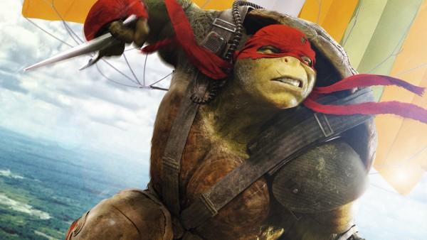 Черепашки-ниндзя, Рафаэль, Raphael, черепашка-ниндзя, Mutant, Ninja, Turtles, обои, HD