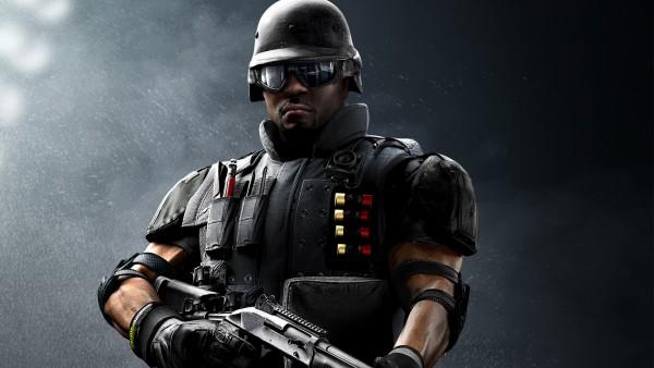 Майлз, Castle, Кэмпбел, оперативник, SWAT, ФБР, Rainbow Six, Siege, Радуга шесть, шутер, игра, обои, HD