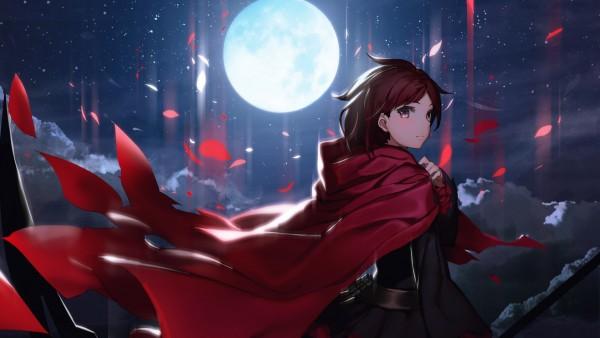 Руби Роуз аниме аниме HD