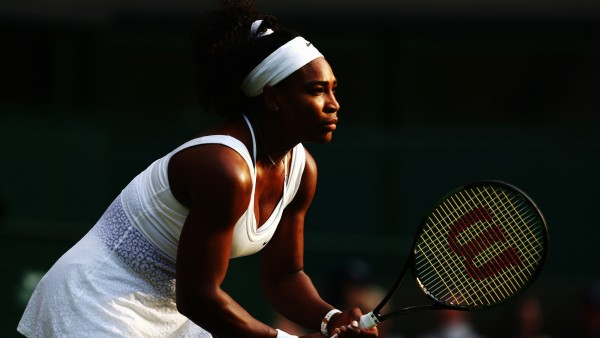 Серена Уильямс теннисистка HD обои