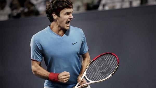 Роджер Федерер швейцарский теннисист обои HD