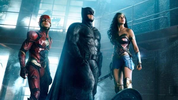 Batman, Wonder Woman, The Flash, justice league, Лига справедливости, Брюс Уэйн, Бэтмен, Бен Аффлек, Диана Принц, Чудо-женщина, Галь Гадот, Барри Аллен, Флэш, Эзра М