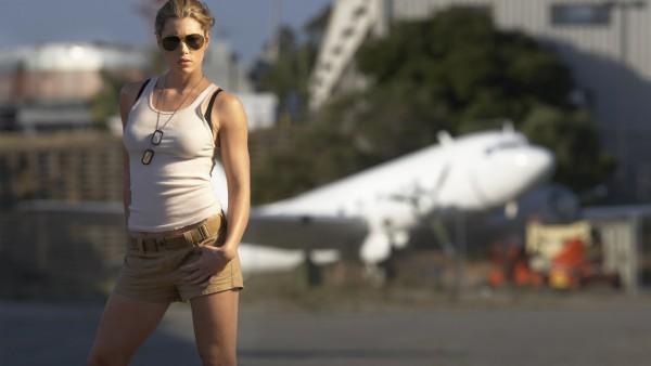 стелс, Джессика Бил, Jessica Biel, очки, девушка, девушка, актриса, знаменитость, обои, HD