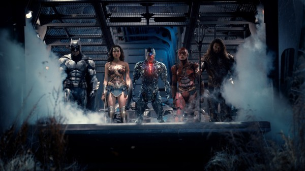 Лига Справедливости, Супергерои, Бэтмен, Чудо-Женщина, Флэш, Киборг, Степпенвулф обои