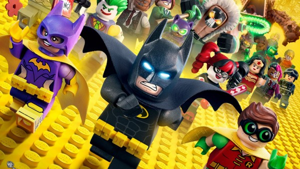 Лего, фильм, Бэтмен, мультфильм обои HD