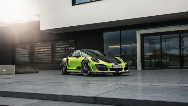 Techart Porsche 911 Turbo GTstreet R картинки