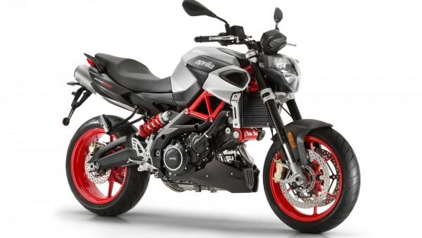 2017 Aprilia Shiver 900 супербайк мотоцикл обои HD