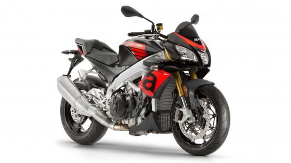 2017 Aprilia Tuono V4 1100 супербайк мотоцикл обои HD