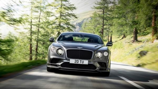 Бентли Континенталь Супер Спорт самый быстрый автомобиль от bentley обои