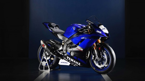 2017 Yamaha YZF R6 WSS Supersport Race Bike обои мотоцикла