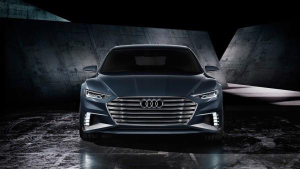 2018 Audi A8 обои автомобиля hd на рабочий стол