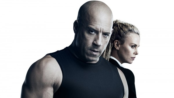 Вин Дизель, Vin Diesel, Dominic Toretto, Шарлиз Терон, Charlize Theron, Cipher, форсаж, 2017 фильм обои