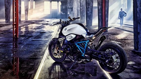 Мотоцикл BMW Concept Roadster обои hd