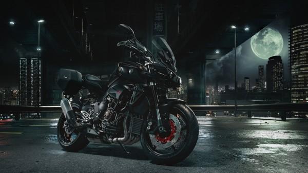 2017 Yamaha MT-10 мотоцикл обои HD