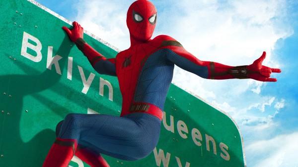Человек-паук Возвращение домой обои фильма скачать
