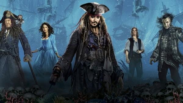 Пираты Карибского моря: Мертвецы не рассказывают сказки фото