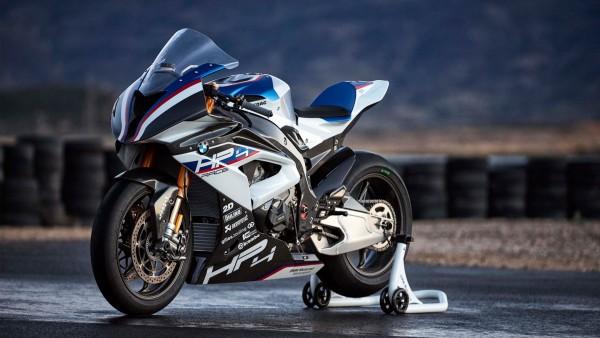 HP4, Race, мотоцикл, bmw, супербайк, 2017 обои hd
