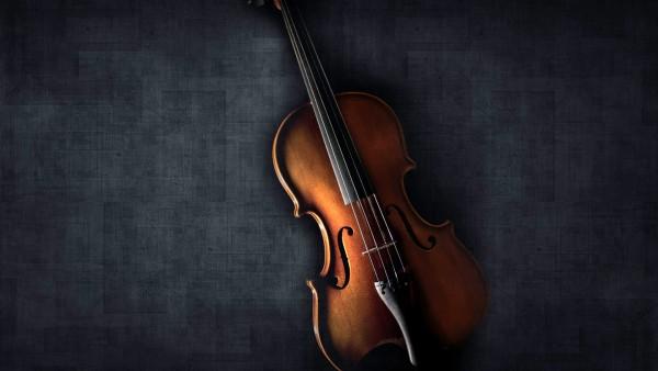 Скрипка обои hd