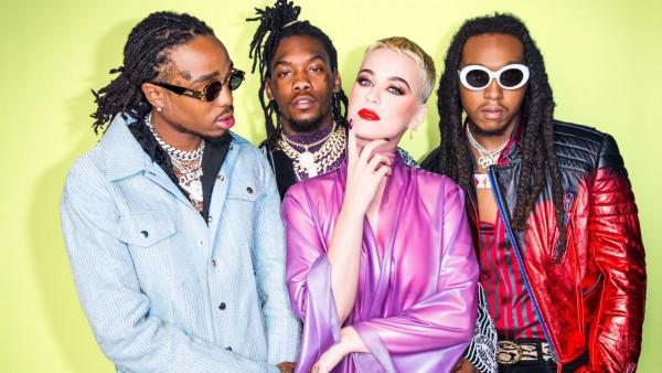 кэти перри, мигос, Katy Perry, Bon Appetit, Migos, музыка обои HD