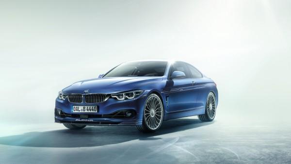 2017 BMW Alpina B4 S Bi Turbo Coupe обои HD